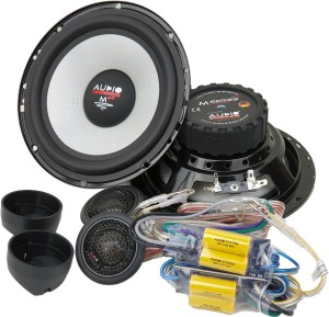 Audio System M165 EVO2 Głośniki 165mm