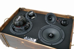 Audio System Avalanche 165-3, Absolute Hi-End, 3-drożny