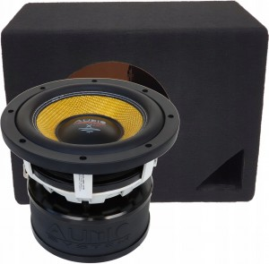 Audio System X08 Subwoofer 20cm 350W RMS