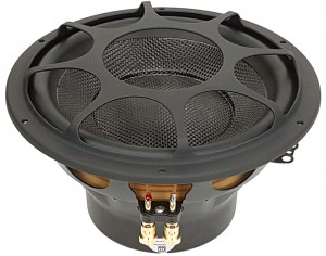 Morel Ultimo SC104 Hi-END Carbon 25cm 600W RMS