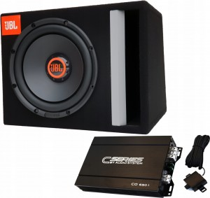 JBL STADIUM 1224 +Audio System CO650.1D Wrocław
