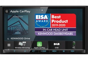 Kenwood DMX8019DABS WiFi Android Auto CARPLAY DAB+