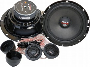 Opel Astra Coupe Audio System MX165EVO+MDF+PnP