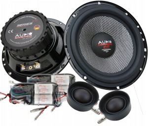 Suzuki Swift 05-13 Audio System X165EM EVO2+MDF