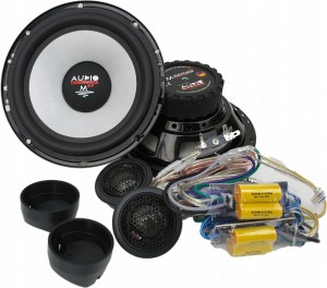 Opel Astra Coupe Audio System M165EVO2+MDF Wro