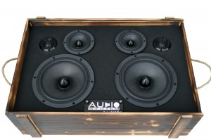 Audio System Avalanche 165.3 HiEND made in Germany