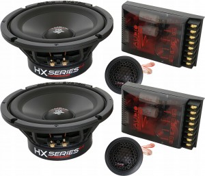 Audio System HX165SQ SPECIAl EDITION bas HX DUST