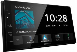 Kenwood DMX5020BTS Android Auto Carplay Wrocław