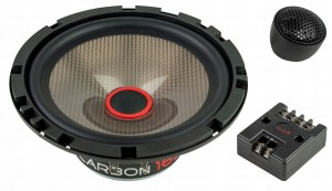 Carbon165 by Audio System NOWOŚĆ2021 2x120/80W