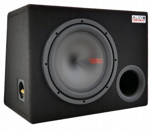 Audio System Carbon 12 BASSREFLEX MDF 300W RMS