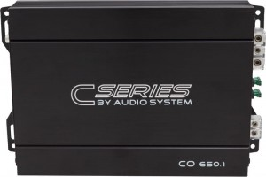 Audio System CO-650.1D Monoblock 650W RMS